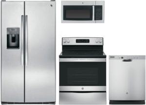 upright freezer with small fridge compartment