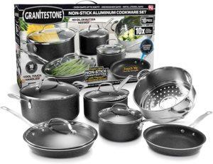 best non stick pan set amazon