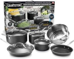 10 Best Nonstick Pots and Pans Sets in 2021