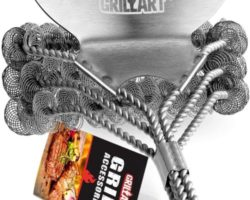 Top 10 Best Grill Rescue Brush in 2021
