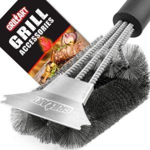 kona grill brush