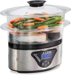 electric vegetable cooker