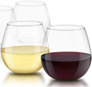 wine glasses cheap