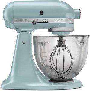 kitchenaid artisan food mixer