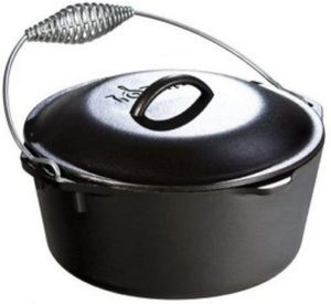 lodge camp dutch oven review