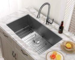Top 10 Best Single Kitchen Sinks in 2021