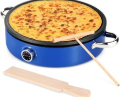 Top 10 Best Electric Crepe Makers in 2021