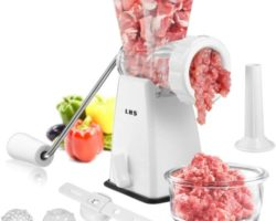 Top 10 Best Manual Meat Grinders in 2021