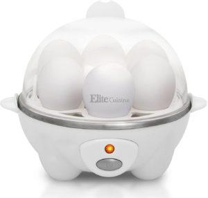 Elite Cuisine Electric Egg Boiler