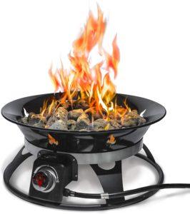 bond portable propane fire pit