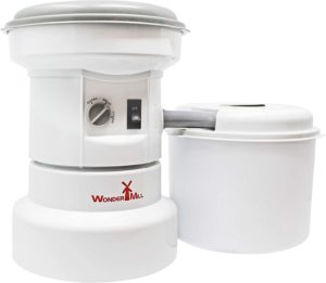 wondermill electric grain grinder