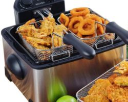 You'll Need These Double Deep Fryers to Make Different Fries Quicker in 2021