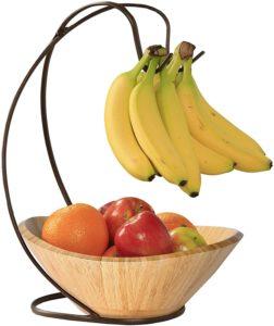 fruit bowl wood