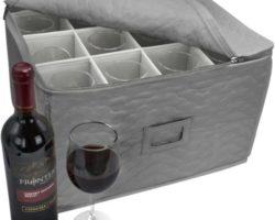 Top 9 Best Wine Glass Storage in 2021