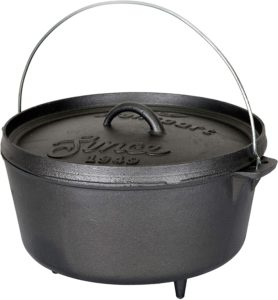 camping dutch ovens for sale