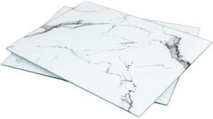 clear glass cutting board bulk