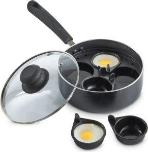 VonShef Egg Poacher Sauce Pan