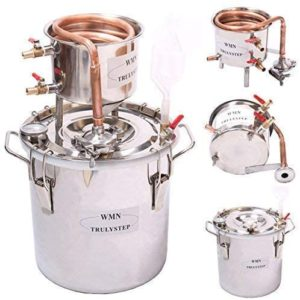 salt water distillation kit