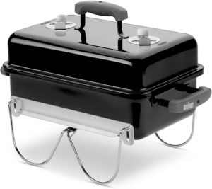weber portable charcoal grill