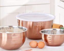 Top 10 Best Copper Mixing Bowls Reviews 2021