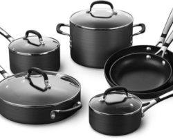 Top 10 Best Calphalon Cookware Set in 2021