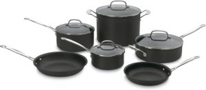 cuisinart cookware set reviews