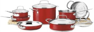 cuisinart cookware set 8 piece