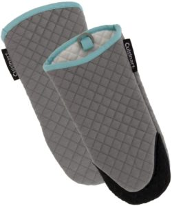 Cuisinart Silicone Oven Mitts, 2pk