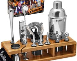 Top 10 Best Stainless Steel Cocktail Shaker Sets in 2021