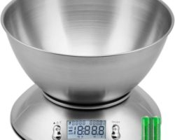 Top 10 Best Digital Food Scales in 2021