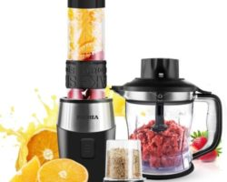10 Best Blender Food Processors; Should You Have in Your Kitchen Today!