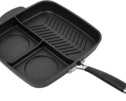Top 10 Best Divided Frying Pan Reviews in 2021