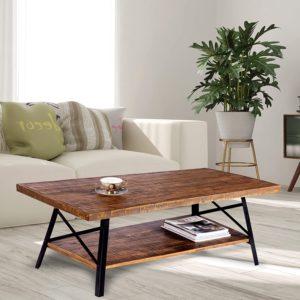 rustic coffee table ashley furniture