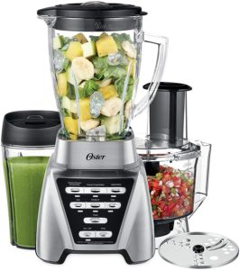 oster glass food processor