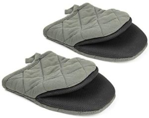Oven Mitts, 2 Pack Heat Resistant 300 ºF
