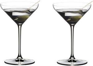 cut glass cocktail glasses
