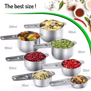 measuring spoons sizes