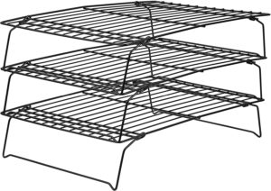 multi tier cooling rack
