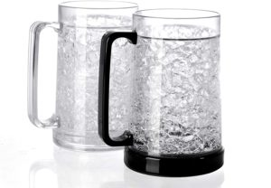 crystal freezer mug