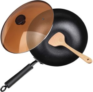 best pre seasoned wok
