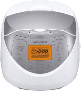 3 cup cuckoo rice cooker