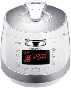 cuckoo rice cooker stainless steel