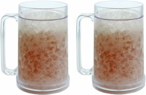 freezable drinking glasses