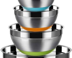 Best Stainless Steel Mixing Bowls in 2021