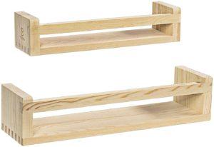 wooden spice rack diy