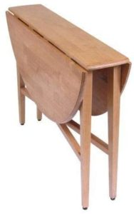 Foldable Accent Table