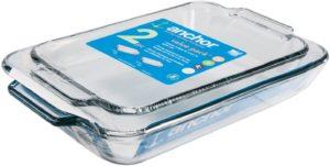 Rectangular Value Pack glass bakeware sets