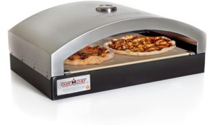 Pizza oven for outdoor