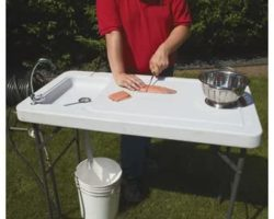 Top 10 Recommended Fish Cleaning Tables in 2021