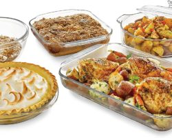 Top 10 Recommended Glass Bakeware in 2021